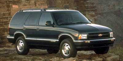 1997 Chevrolet Blazer LT 4WD  - 101135