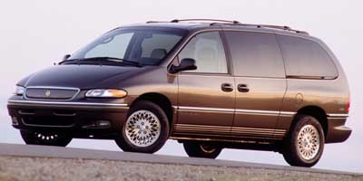 1997 Chrysler Town & Country   for Sale  - HY7033B  - C & S Car Company