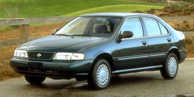 1997 Nissan Sentra   for Sale  - SB6205B  - C & S Car Company