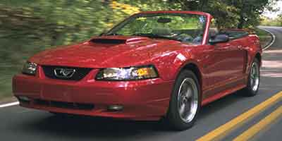 2001 Ford Mustang Deluxe  for Sale  - 59734  - Tom's Auto Sales, Inc.