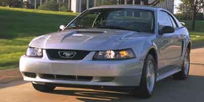 2001 Ford Mustang GT 2dr Car Slide 0