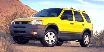 2001 Ford Escape  - C & S Car Company
