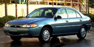 1998 Ford Escort SE  for Sale  - H186C2  - Shore Motor Company