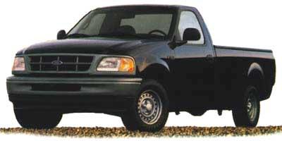 1998 Ford F-150  Extended Cab Pickup Slide