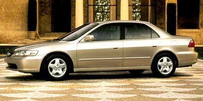 1998 Honda Accord EX  - 101152D