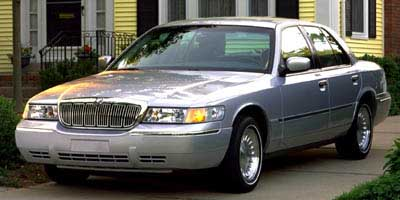 1998 Mercury Grand Marquis LS  for Sale  - 10005  - Pearcy Auto Sales