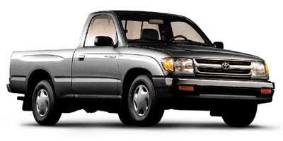 1998 Toyota Tacoma REG CAB 2WD AT Jacksonville NC