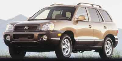 2001 Hyundai Santa Fe suv  for Sale  - 15128B2  - C & S Car Company