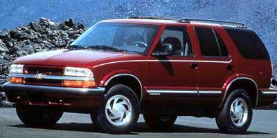 1999 Chevrolet Blazer  - Merrills Motors