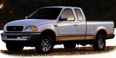 1999 Ford F-150  Extended Cab Pickup Slide