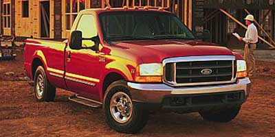 1999 Ford F-250 SuperDuty XLT 4WD  for Sale  - SB7554A2  - C & S Car Company