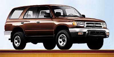 1999 Toyota 4Runner  NC