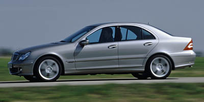 2006 Mercedes-Benz C-Class  - Pearcy Auto Sales