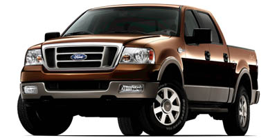 2005 Ford F-150 SUPERCREW  - 101230