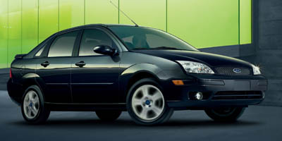 2006 Ford Focus 4D Sedan  for Sale  - SB6181B2  - C & S Car Company