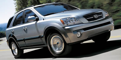 2006 Kia Sorento 4D SUV 4WD  for Sale  - RX15865A  - C & S Car Company