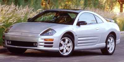 2001 Mitsubishi Eclipse 2D Coupe  for Sale  - R14602  - C & S Car Company
