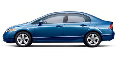 2006 Honda Civic 4D Sedan  for Sale  - 15661A  - C & S Car Company