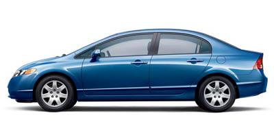 2006 Honda Civic 4D Sedan  for Sale  - SB7921A  - C & S Car Company