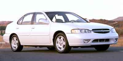2001 Nissan Altima SE 4dr Car Slide