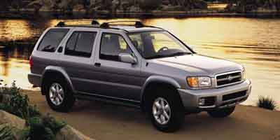 2001 Nissan Pathfinder 4X4 4WD  for Sale  - 41709A  - Haggerty Auto Group