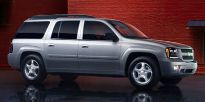 Sandstone Metallic 2006 Chevrolet TrailBlazer EXT LS SUV Lexington NC