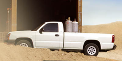 2006 Chevrolet Silverado 1500  - Urban Sales and Service Inc.