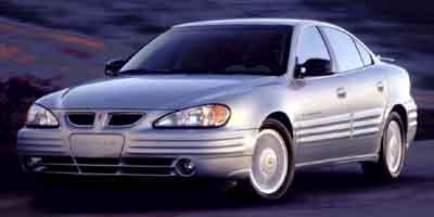 2001 Pontiac Grand Am SE  for Sale  - 4192A  - Jensen Ford