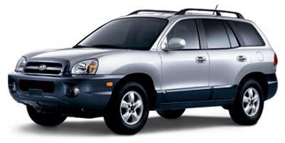 2006 Hyundai Santa Fe   for Sale  - H110B2  - Shore Motor Company