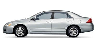 2007 Honda Accord LX SE Sedan AT  - 2860