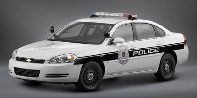 2008 Chevrolet Impala Police POLICE  - 101112