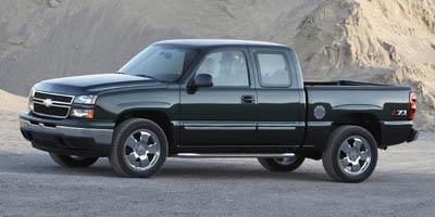 2007 Chevrolet Silverado 1500 2WD