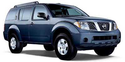 2007 Nissan Pathfinder  - Pearcy Auto Sales