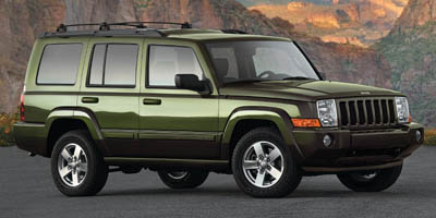 2007 Jeep Commander  - MCCJ Auto Group