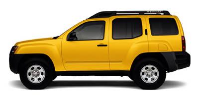 2007 Nissan Xterra OFF ROAD 4WD  - 101128