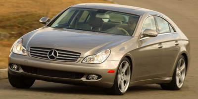2008 Mercedes-Benz CLS-Class 4dr Sdn 5.5L