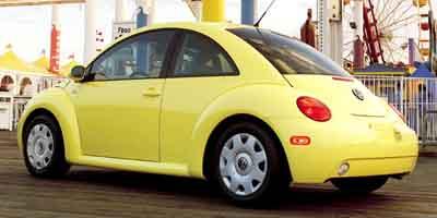 2001 Volkswagen New Beetle GLS  - 100938