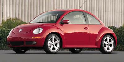 2007 Volkswagen New Beetle Coupe PKG1