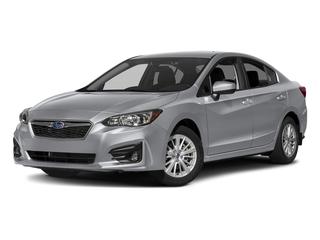Lease 2018 Impreza 2.0i 4-door CVT $229.00/mo