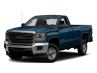 Lease 2018 Sierra 2500HD Regular Cab Long Box 4-Wheel Drive $399.00/mo
