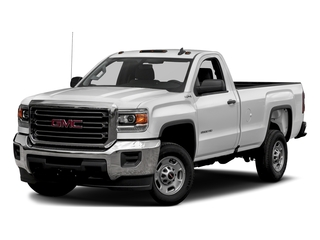 Lease 2018 Sierra 2500HD Regular Cab Long Box 2-Wheel Drive $399.00/mo
