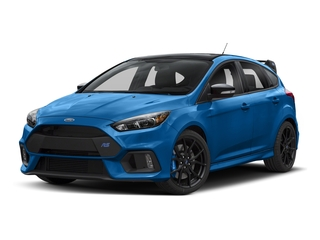 Lease 2018 Focus RS Hatch $639.00/mo