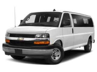 Lease 2019 Express Passenger 3500 Extended Wheelbase Rear-Wheel Drive 1LS $429.00/mo