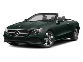Lease 2018 Mercedes-Benz E 400 $649.00/MO