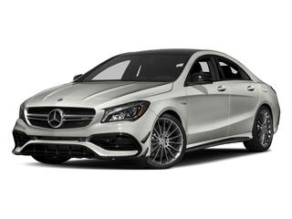 Lease 2018 Mercedes-Benz AMG CLA 45 $489.00/MO