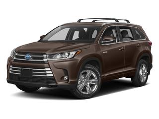 Lease 2018 Toyota Highlander $499.00/MO