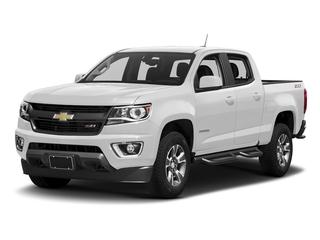 Lease 2018 Colorado Crew Cab Short Box 2-Wheel Drive Z71 $199.00/mo