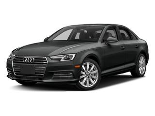 Lease 2018 Audi A4 $599.00/MO
