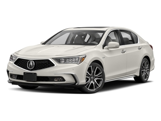Lease 2018 RLX Sedan Sport Hybrid w/Advance Pkg $619.00/mo