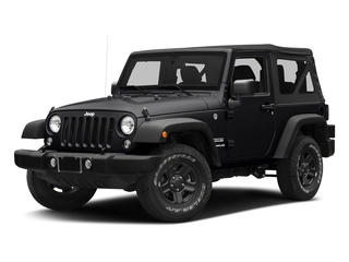 Lease 2018 Wrangler JK Freedom Edition 4x4 Call for price/mo
